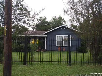 San Antonio TX Single Family Home New: $99,900