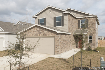 San Antonio Single Family Home New: 9234 Monsanto
