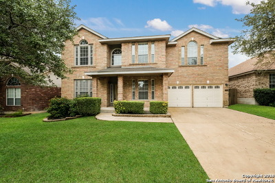 San Antonio Single Family Home New: 9146 Osage Valley