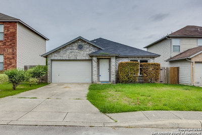San Antonio Single Family Home New: 13630 Escort Dr