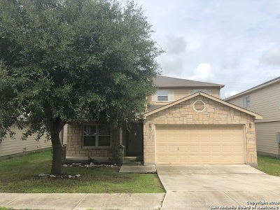 Cibolo Single Family Home New: 352 Willow View