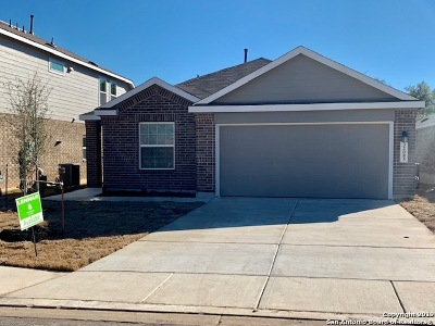 Bulverde TX Single Family Home New: $260,999