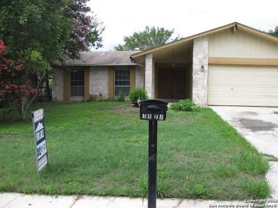 Bexar County Single Family Home New: 1127 Klondike Dr