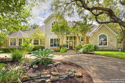 Bexar County Single Family Home New: 10123 Pemhaven