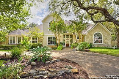 San Antonio Single Family Home New: 10123 Pemhaven