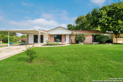 Bexar County Single Family Home New: 4003 Tallulah Dr