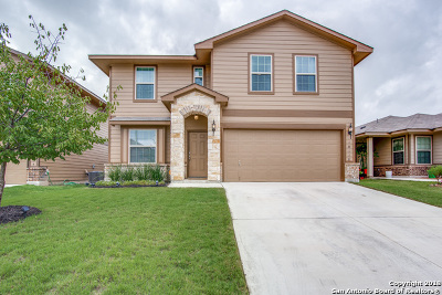 San Antonio Single Family Home New: 10138 Bonavantura