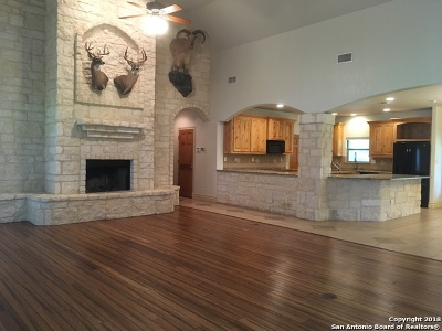 Bandera Single Family Home New: 273 Deerwood Cr