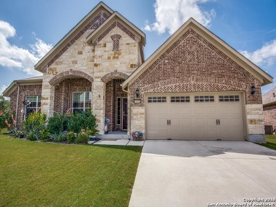 Bexar County Single Family Home New: 12802 Sandy White