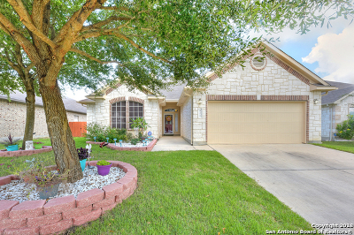 Schertz Single Family Home Price Change: 421 Silver Buckle