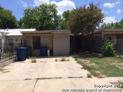 San Antonio Single Family Home New: 5510 Little Creek St