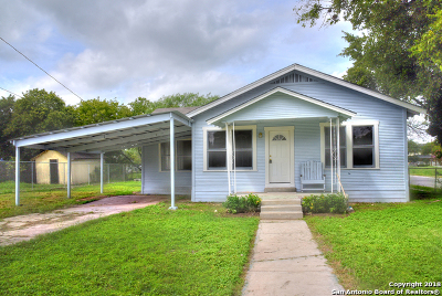 San Antonio Single Family Home New: 259 Florencia Ave