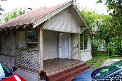 San Antonio TX Multi Family Home Back on Market: $130,000