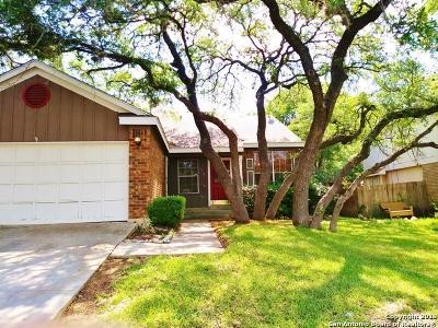 San Antonio Single Family Home New: 5714 Timberhurst