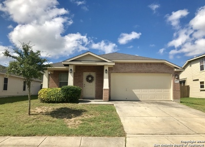 Cibolo Single Family Home Active Option: 153 Harness Ln