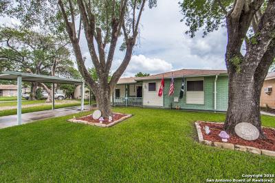 San Antonio Single Family Home New: 13410 Chesterton Dr