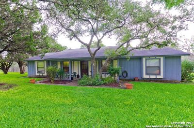 Boerne TX Single Family Home New: $185,000