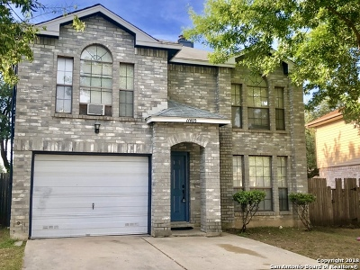 San Antonio Single Family Home New: 11403 Bald Mtn