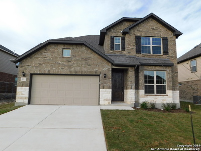 Schertz Single Family Home New: 4913 Arrow Ridge