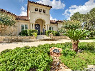 Boerne, Cibolo, Converse, Fair Oaks Ranch, Helotes, Leon Valley, New Braunfels, San Antonio, Schertz, Windcrest Single Family Home For Sale: 31 Eton Green Dr