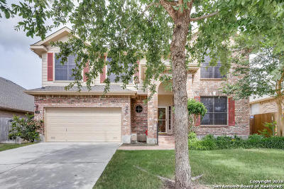 Schertz Single Family Home New: 2669 Crusader Bend