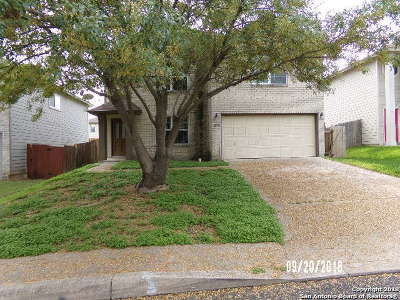 San Antonio Single Family Home New: 10830 Larson Cavern