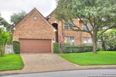Boerne Single Family Home New: 714 Stoneway Dr