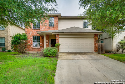 San Antonio Single Family Home New: 415 Dandelion Bend