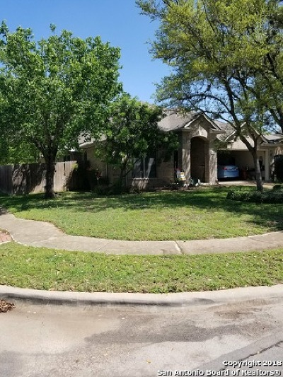 Travis County Single Family Home For Sale: 10336 Snapdragon