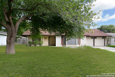 San Antonio Single Family Home New: 6814 Lake Glen St