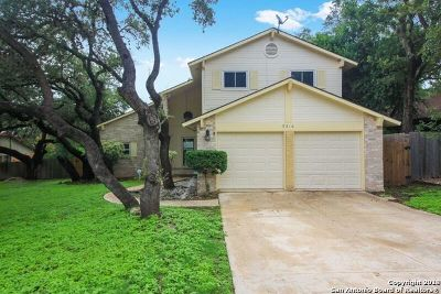 San Antonio Single Family Home New: 9310 Hoke Dr