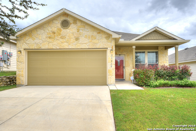 Boerne TX Single Family Home New: $235,000