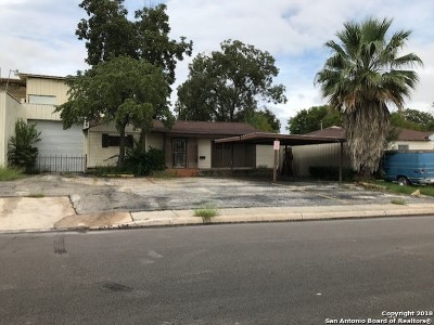 San Antonio TX Single Family Home New: $99,000