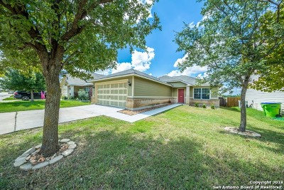 San Antonio Single Family Home New: 9359 Durham Trace