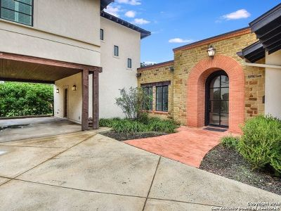 Terrell Hills Single Family Home Active Option: 221 Burr Rd