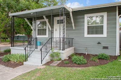 San Antonio TX Single Family Home New: $299,000