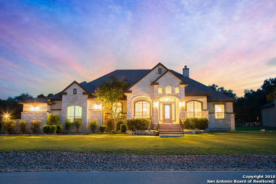 New Braunfels Single Family Home Back on Market: 5637 Copper Creek