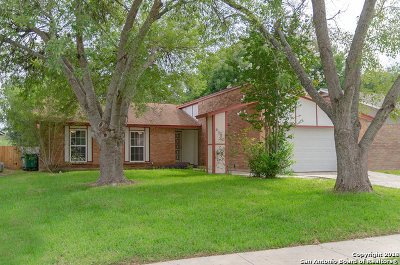 San Antonio TX Single Family Home New: $154,995
