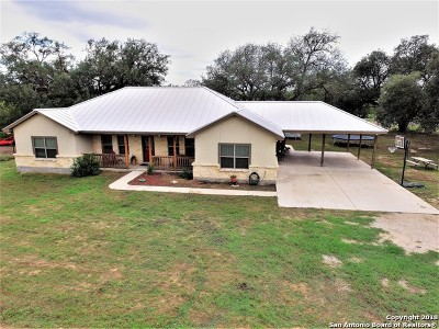 Atascosa County Single Family Home For Sale: 1240 Iuka Rd