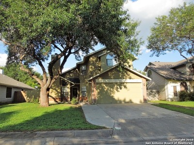 San Antonio Single Family Home New: 1618 De Valle