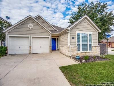San Antonio Single Family Home New: 8746 Maverick Rim