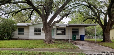 San Antonio Single Family Home New: 202 Basswood Dr