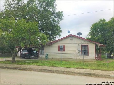San Antonio Single Family Home New: 802 S San Dario Ave