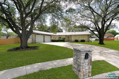 San Antonio Single Family Home New: 1500 Yew Dr