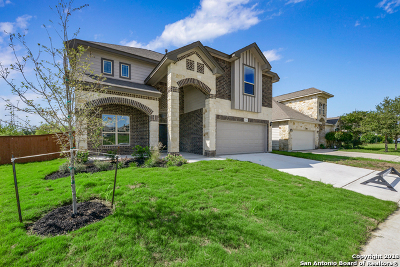 Bexar County Single Family Home Active Option: 11104 Cape Primrose
