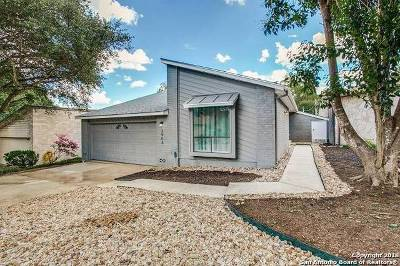 San Antonio Single Family Home New: 2906 Spring Bend St