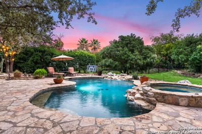 San Antonio Single Family Home For Sale: 1110 Morgans Peak