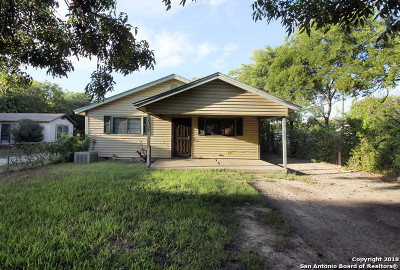 San Antonio TX Single Family Home New: $119,000