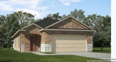 San Antonio Single Family Home New: 2830 High Castle