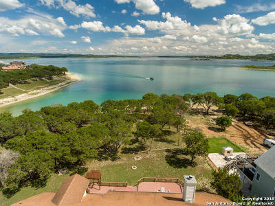 Canyon Lake TX Single Family Home New: $725,000